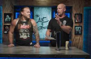 Chris Jericho admits he doesn't remember the night after Steve Austin's interview
