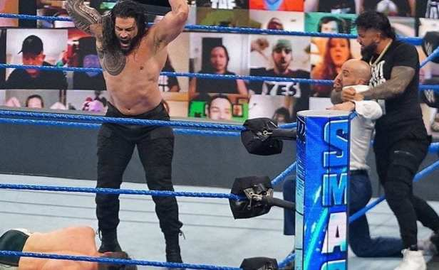 Daniel Bryan Banned From WWE SmackDown After Main Event Loss To Roman  Reigns - Wrestling Inc.