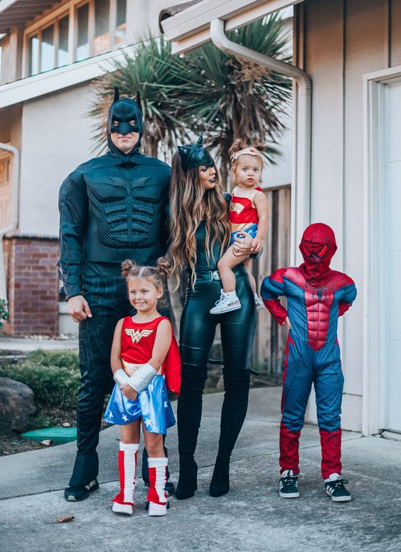 No time to buy a costume? 40 Best Family Halloween Costumes With Kids That You Ll Love