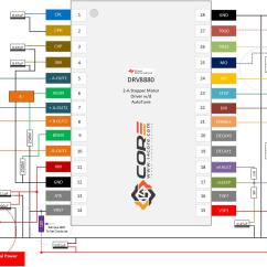 12 Lead Motor Wiring Diagram Pir Sensor 9 Stepper Circuit