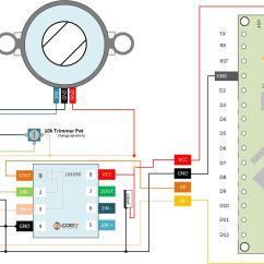 Ethernet Wire Diagram 2010 Visio Er Sensing Liquid Particle With Turbidity Sensor | 14core.com