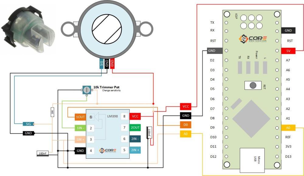 medium resolution of wiring guide turbidity sensor