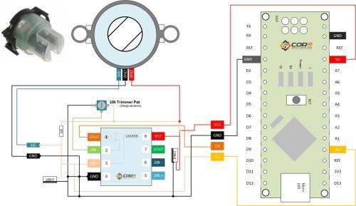small resolution of wiring guide turbidity sensor