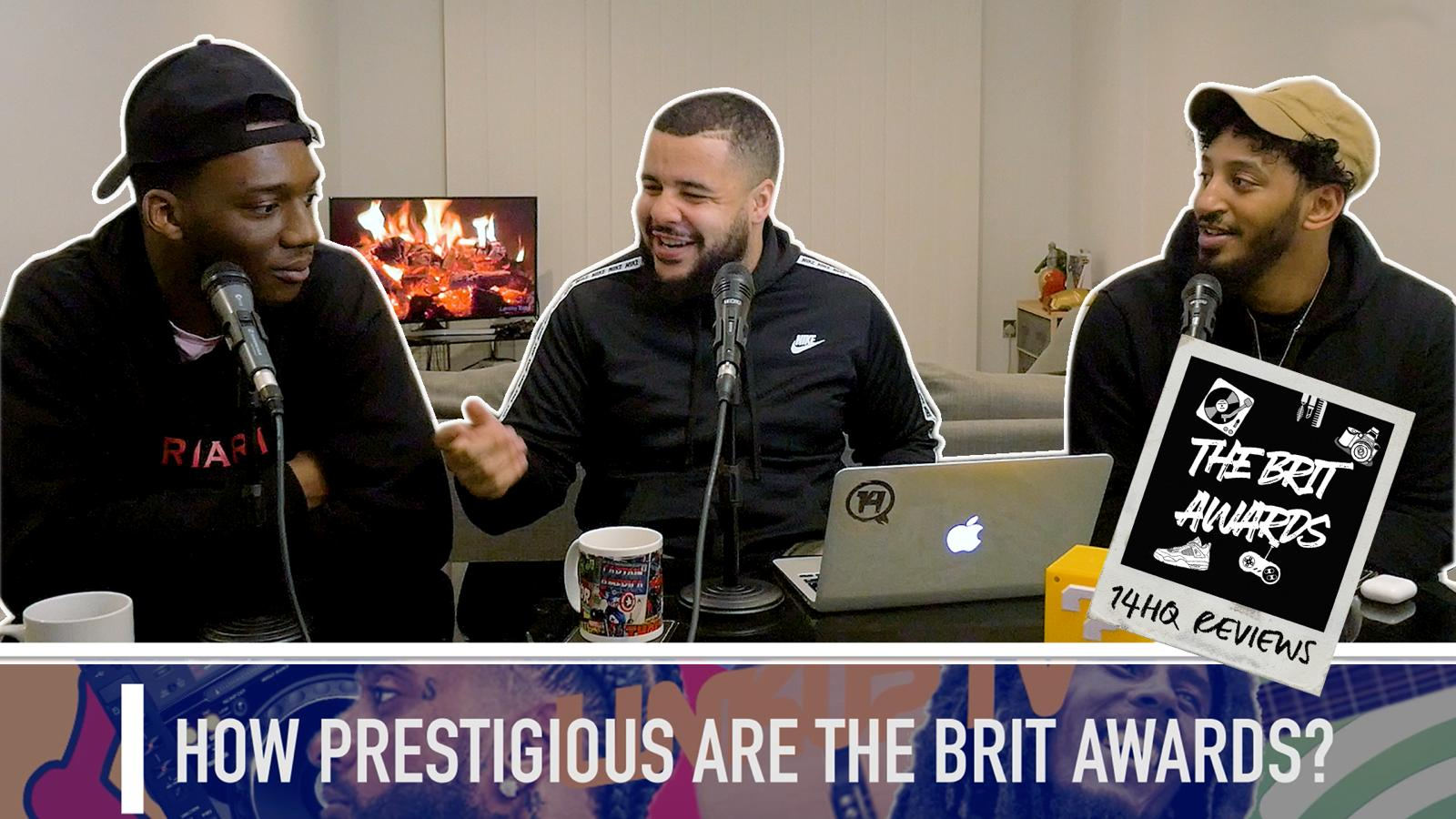 14HQ Reviews – The Brit Awards