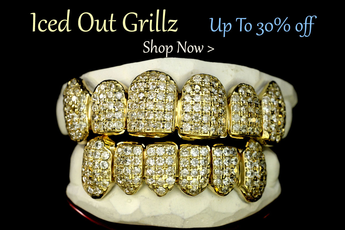 Diamond Grillz & Teeth