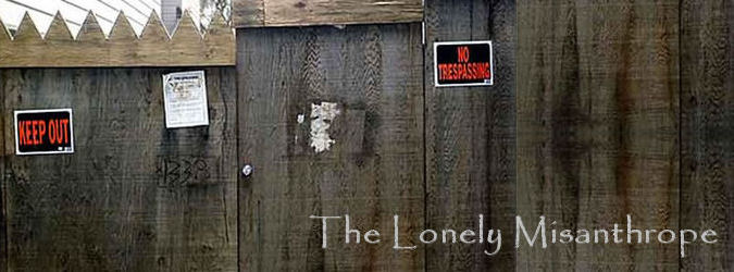 The Lonely Misanthrope