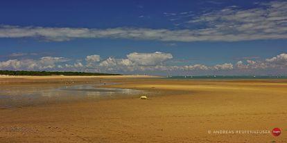 Am Strand von Boyardville