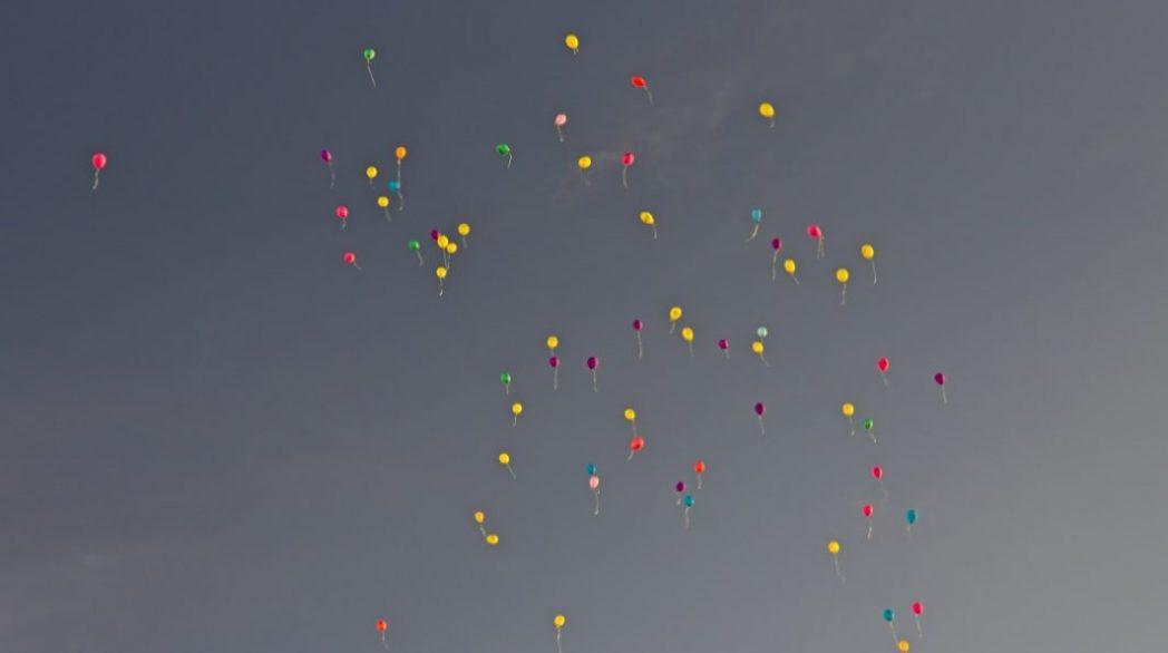 Frankreich Ballons