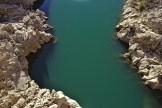 Die Pont du Diable (Brücke des Teufels) am Ende des Gorges de l'Hérault