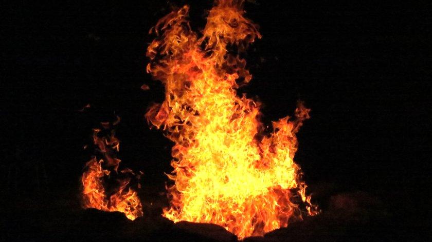 Marshmellow Inferno