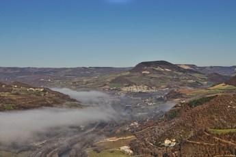 Blick in Tal der Tarn