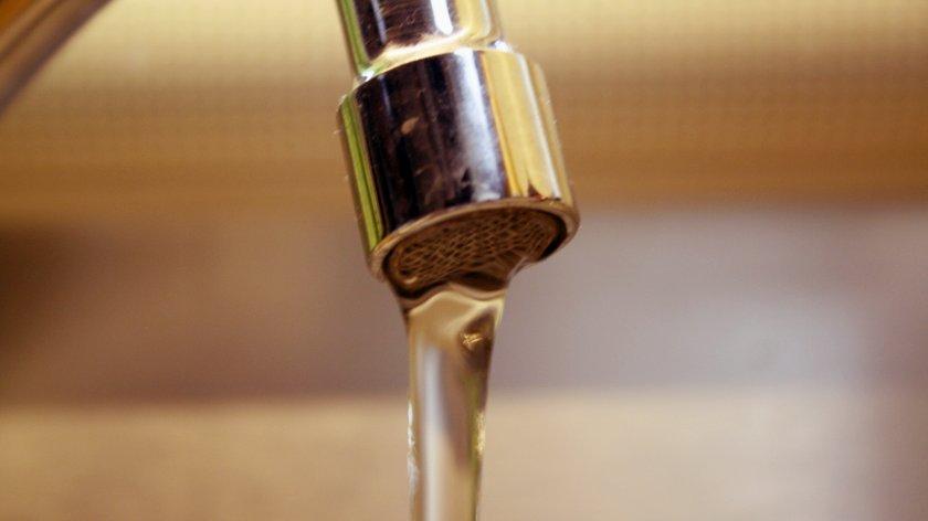 Wasser zu sparen