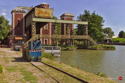 Schiffshebewerk Les Fontinettes