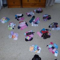 The Sock Mistress & 14 Weeks Worth of Socks