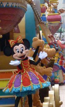 Flights Of Fantasy Hong Kong Disneyland Parade 14