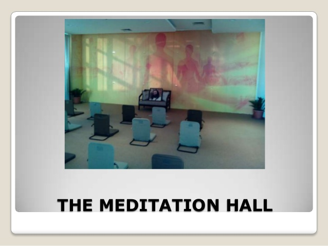 Hyderabad International - Meditation Room
