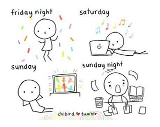 Image result for sunday blues