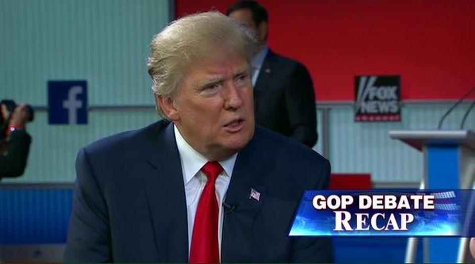 Trump Se Enzarza Con Un Periodista De Univisión Y Le Echa