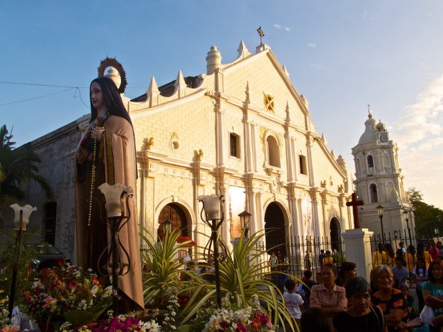 St. Paul's Cathedral in Vigan