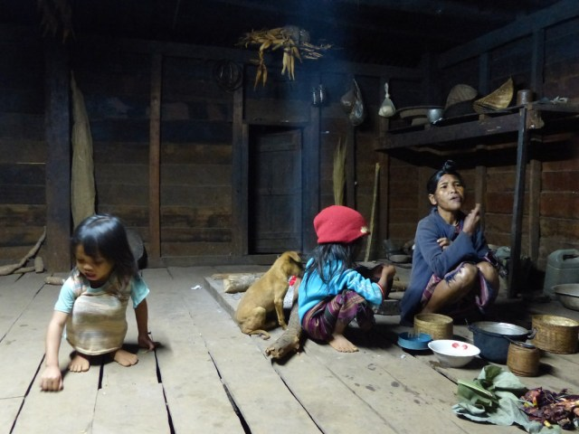 Katu Village in Southern Laos