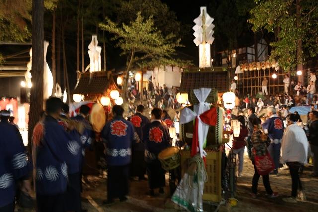 22日、小市志奈埜市(しなのいち)神社