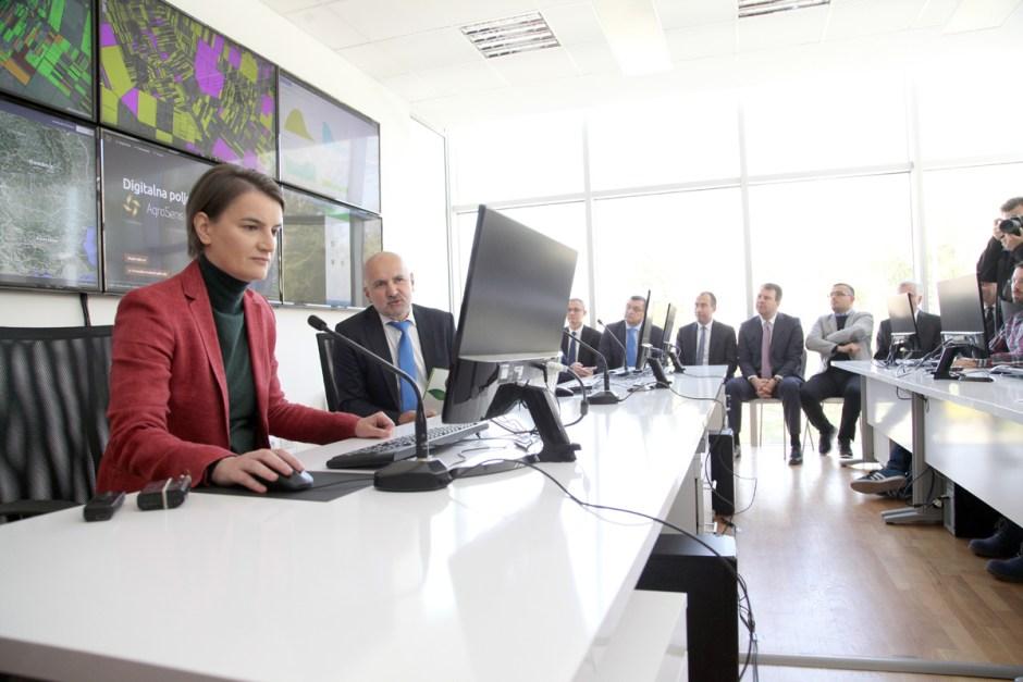 Serbia, Novi Sad, agriculture, agtech, Centre for Digital Agriculture