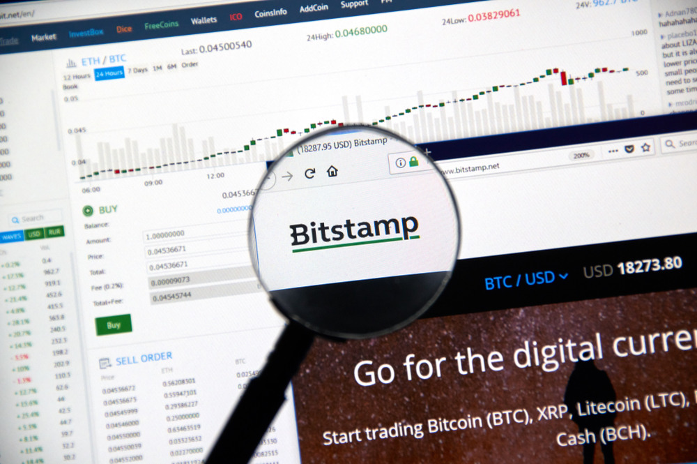 Bitstamp to Be Sold to South Korean Gaming Firm for $350 Million