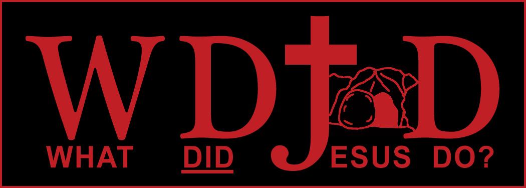 bumper sticker WDJD 02d