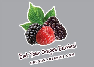 eat your oregon berries