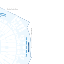 also lambeau field interactive football seating chart rh aviewfrommyseat