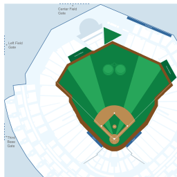 also nationals park interactive baseball seating chart rh aviewfrommyseat