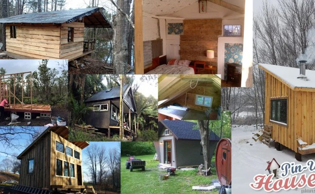 Building Without A Permit Cabins Small Homes Cottages