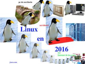 El año de Linux en 2016