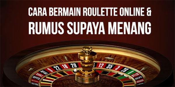 Cara Main Roulette