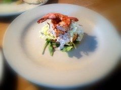 Blackened Cajun Shrimp