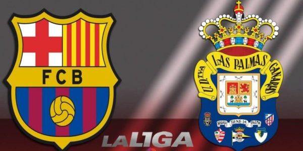Prediksi Bola Barcelona vs Las Palmas 01 Oktober 2017