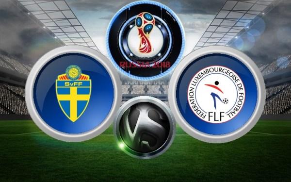 Prediksi Bola Swedia vs Luksemburg 07 Oktober 2017
