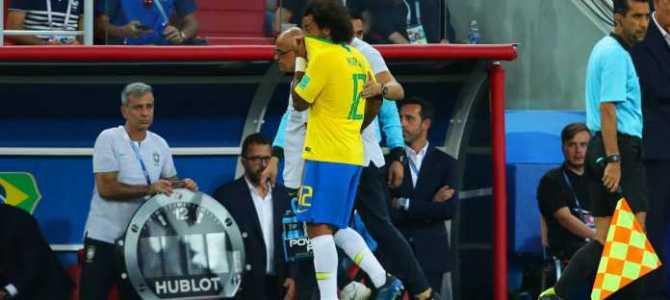 Marcelo Cedera Karena Kasur Hotel Ungkap Tim Dokter Brasil