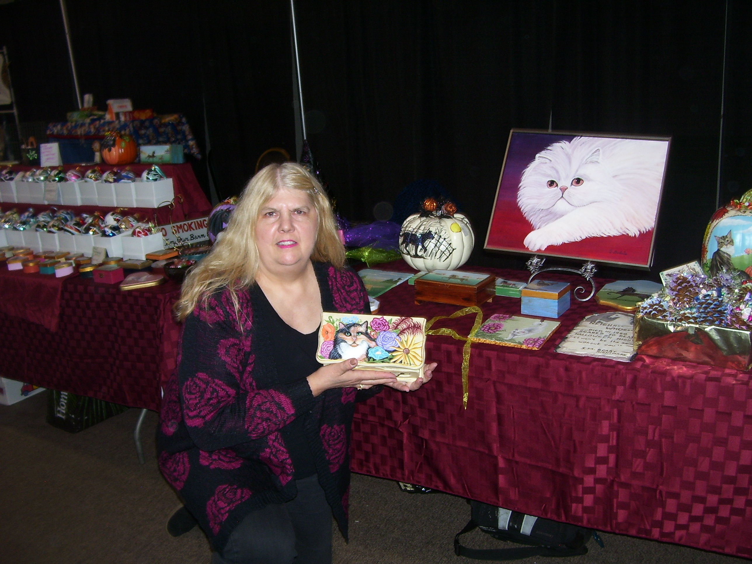 NEMO Cat Show Archives - https://15andmeowing comhttps