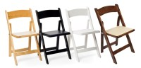 Chairs - Padded Folding Chairs - AV Party Rental