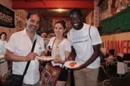 SOS Madrid, cena popular en la CSOA La Quimera