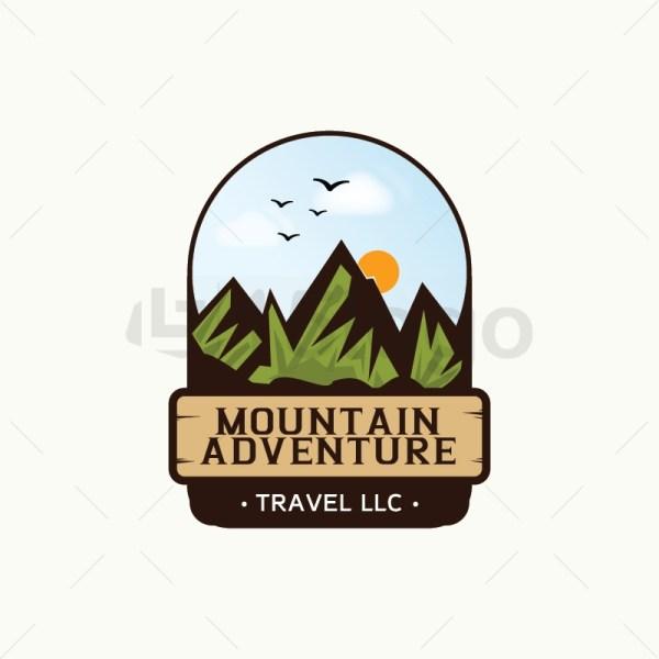 Mountain Logo Design 15