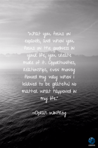 Oprah Quote Shareable