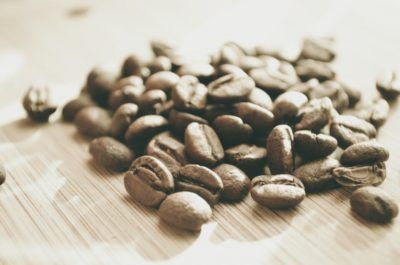 Eating for Healthy Skin: Coffee Bean