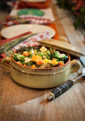 Holidays Without the Weight Gain: Veggies