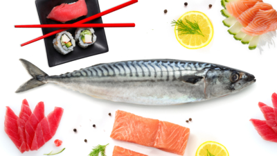 7 Foods to Energize Your Day: Fatty fish