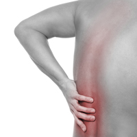 muscle spasms cause back pain by putting pressure on the spine and nerves along the entire back.
