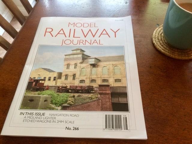 Model Railway Journal Magazine #266