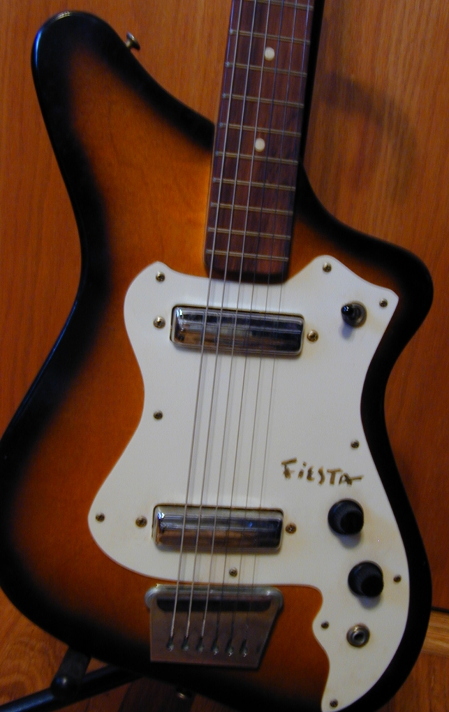 Dyehard S Guitars