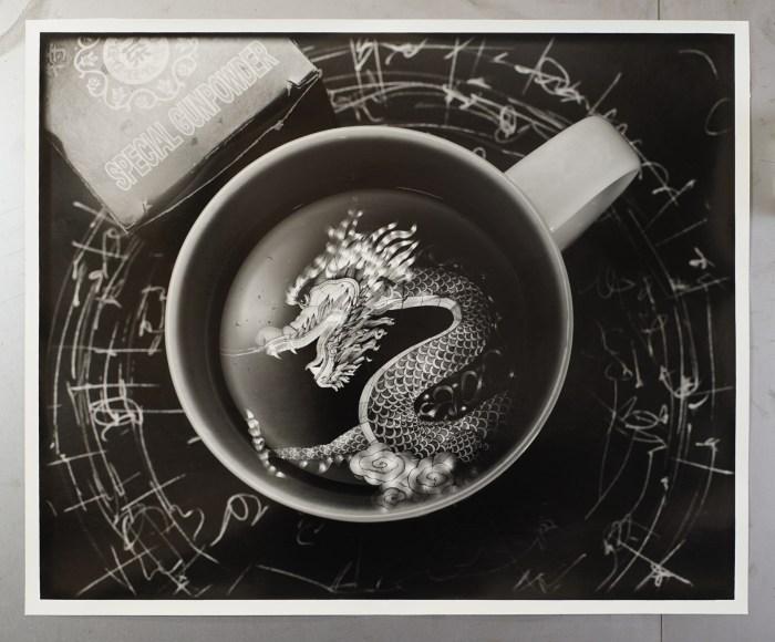 David Allen   Special Gunpowder: Dragon   Ed. of 5